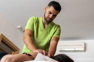 Sobrecarga muscular Rafael Borruel fisioterapia